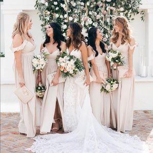 Amanda uprichard bridal dress